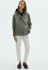 Massimo Dutti - Outdoor jacket - grey - 1
