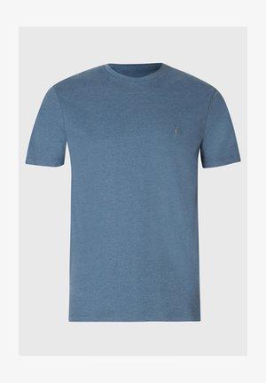 BRACE - Basic T-shirt - mottled royal blue