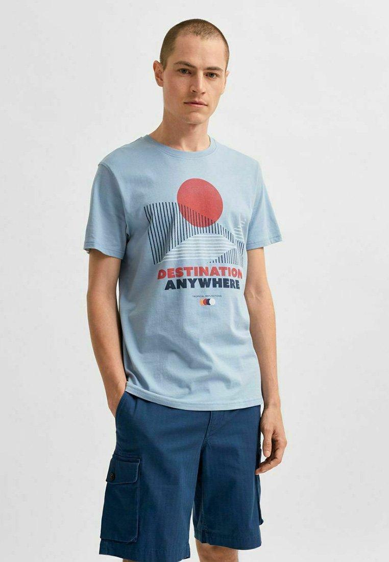Homme STATEMENT - T-shirt imprimé