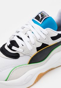 Puma - RS-2K WH - Sneakers basse - white/black - 5