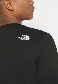 The North Face - CENTRAL LOGO - Long sleeved top - black - 5