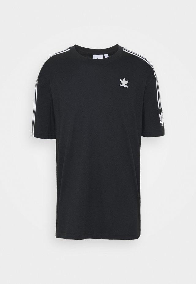 UNISEX - T-shirts med print - black/white