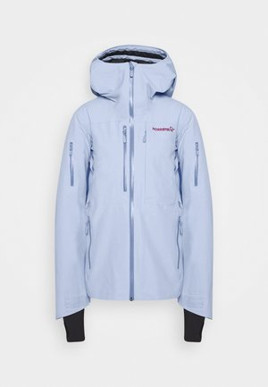 LOFOTEN GORE TEX JACKET - Lyžařská bunda - light blue
