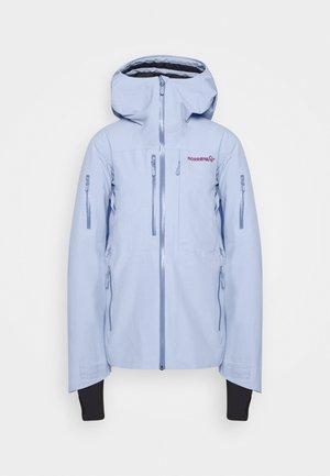 LOFOTEN GORE TEX JACKET - Skijakke - light blue