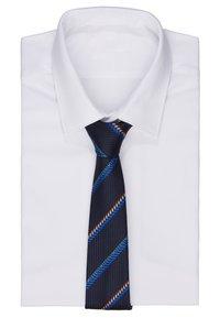 Missoni - TIE - Cravate - blue/multicolor - 1