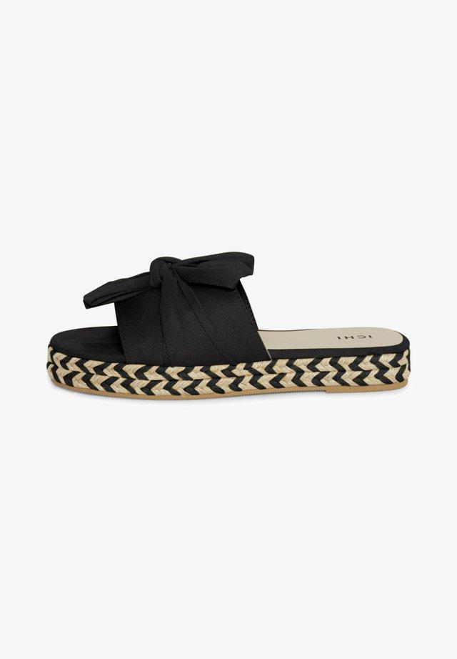 IARICHA FW - Pantoffels - black