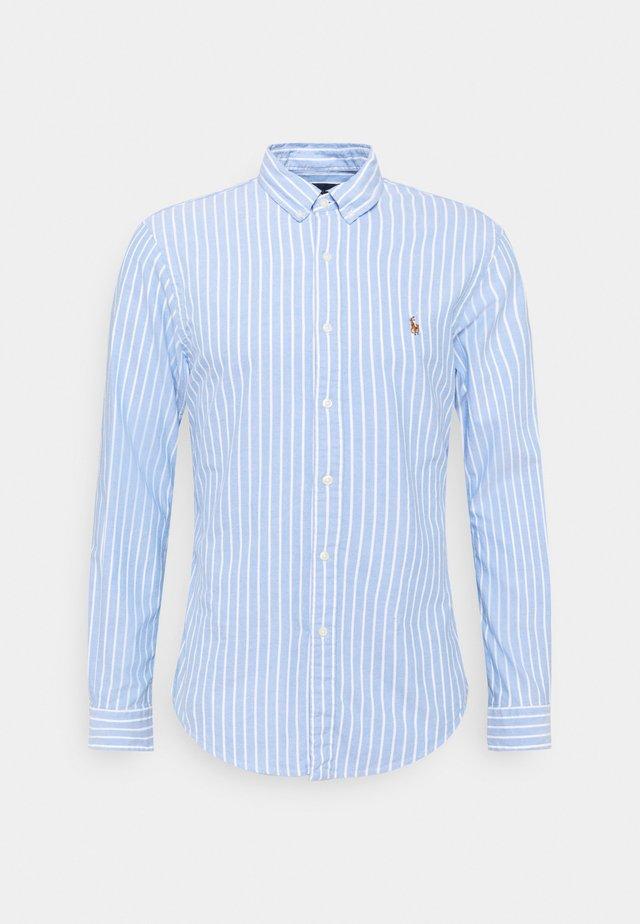 OXFORD - Hemd - blue/white