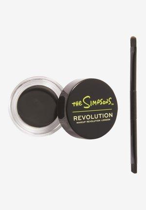 REVOLUTION THE SIMPSONS GRUESOME GEL LINER - Eyeliner - witch lisa