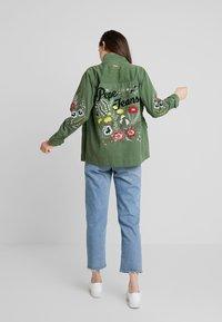 Pepe Jeans - ADAI - Summer jacket - dark khaki - 2
