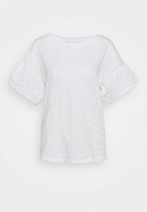 EASY BELL - Basic T-shirt - white
