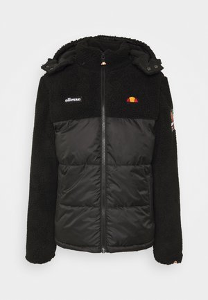 SPARRA - Winterjas - black