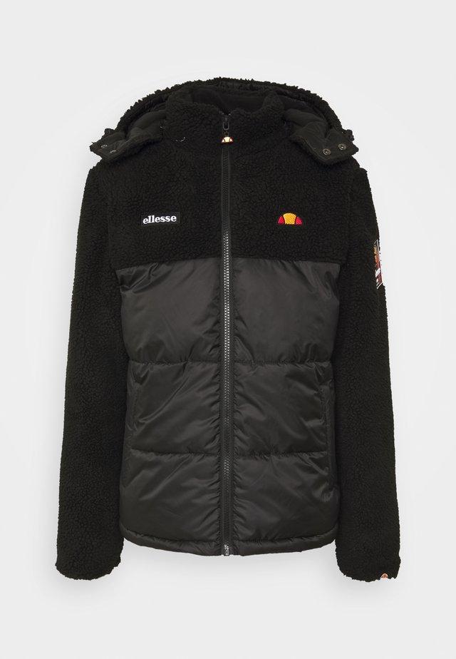 SPARRA - Veste d'hiver - black