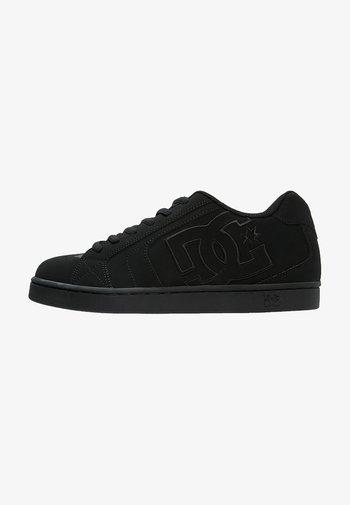 NET UNISEX - Skateskor - black