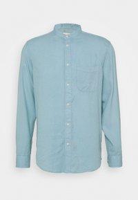 SLHSLIMPASTEL  - Overhemd - cashmere blue