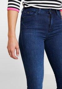 Esprit Collection - Jean slim - blue dark wash - 3