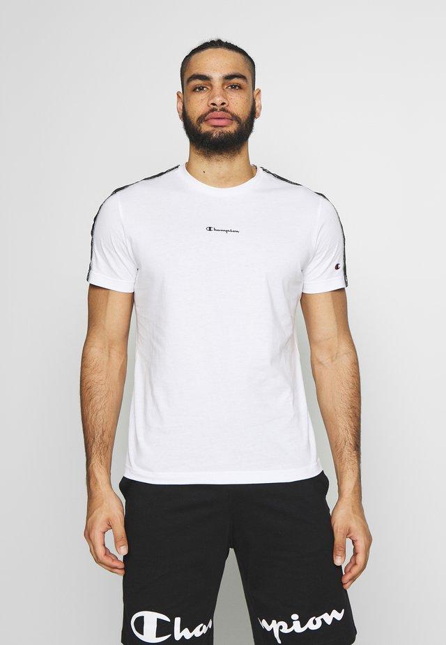 CREWNECK - T-shirt imprimé - white