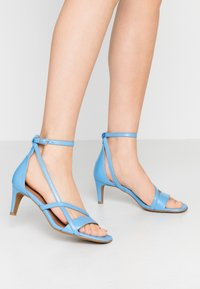 Shoe The Bear - ROSANNA STRAP - Sandals - blue - 0