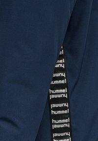 Hummel - URBAN JACKET  - Winter coat - black iris - 7