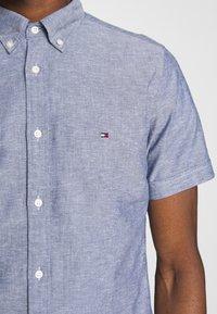 Tommy Hilfiger - SLIM SHIRT  - Shirt - blue - 5