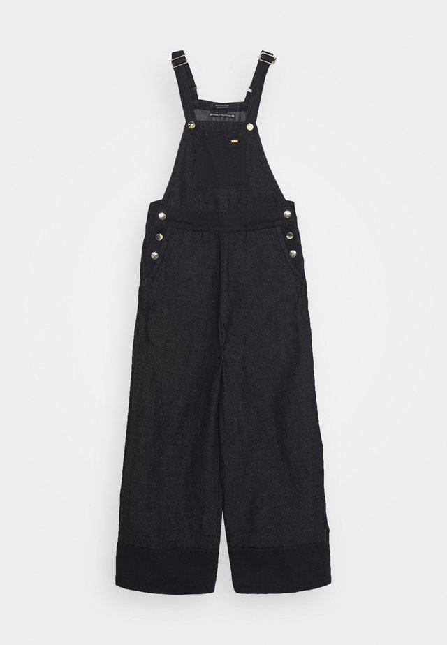 DUNGAREE  - Jumpsuit - back in nimes
