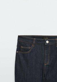 Massimo Dutti - Jeans Skinny Fit - dark blue - 4