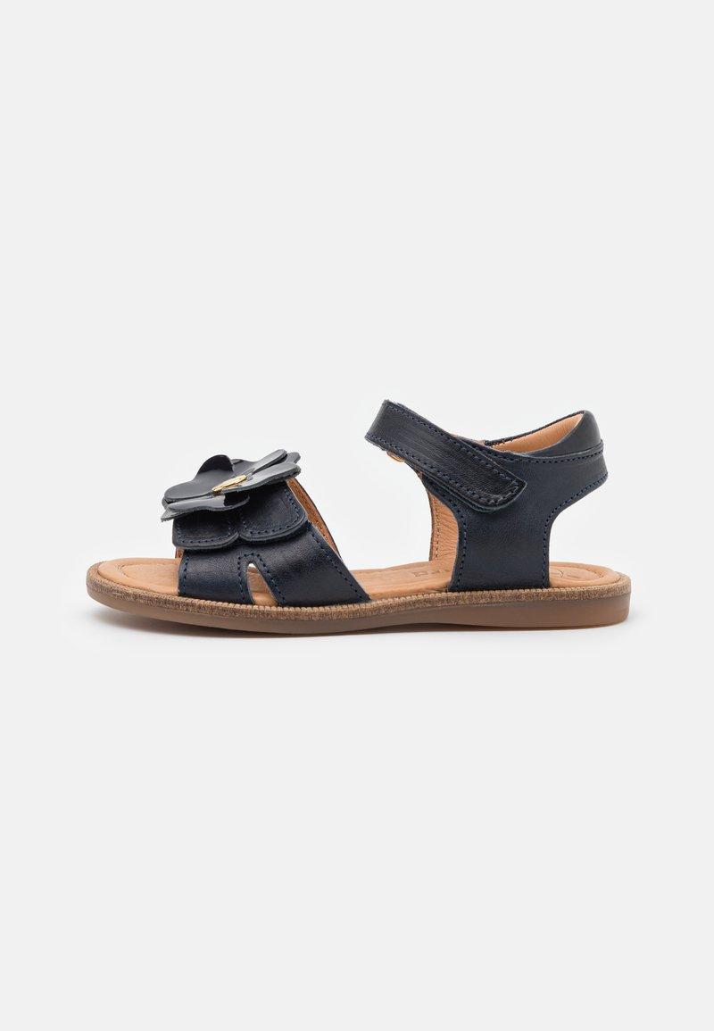 Bisgaard - BARBARA - Sandals - navy