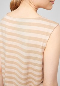 comma - Top - beige stripes - 6