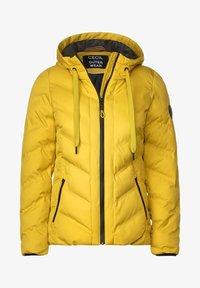 Cecil - Winter jacket - gelb - 3