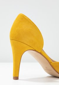 KIOMI Wide Fit - High heels - yellow - 2