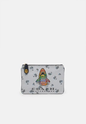 RAINBOW SIGNATURE SHARKY TURNLOCK POUCH - Pochette - b4/multi