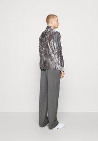 Martin Asbjørn - JOSHUA SHIRT - Shirt - silver grey - 3