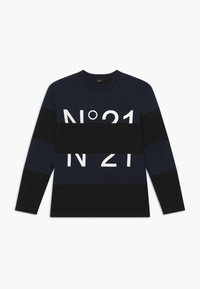 N°21 - MAGLIETTA - Long sleeved top - dark blue - 0