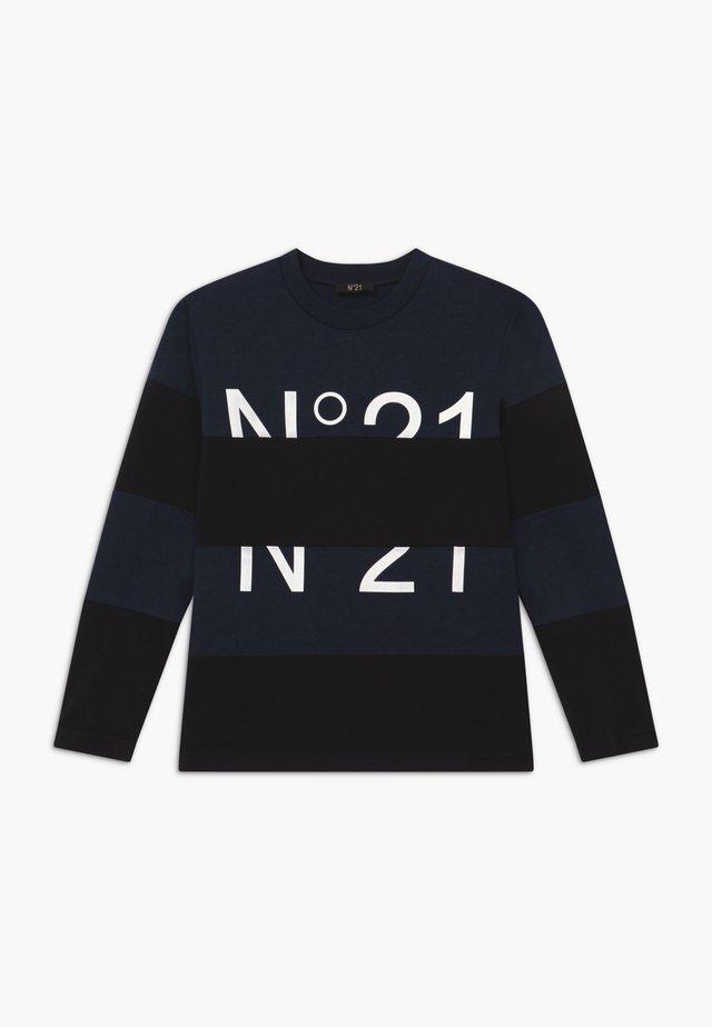MAGLIETTA - Langærmede T-shirts - dark blue