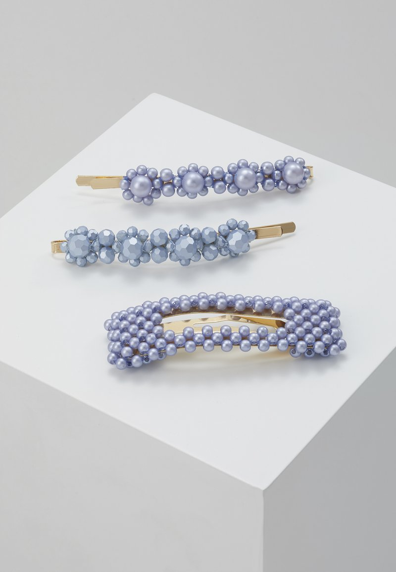 Pieces - Hair Styling Accessory - alaskan blue