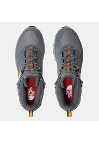 The North Face - M LITEWAVE MID FUTURELIGHT - High-top trainers - zinc grey/saffron - 2