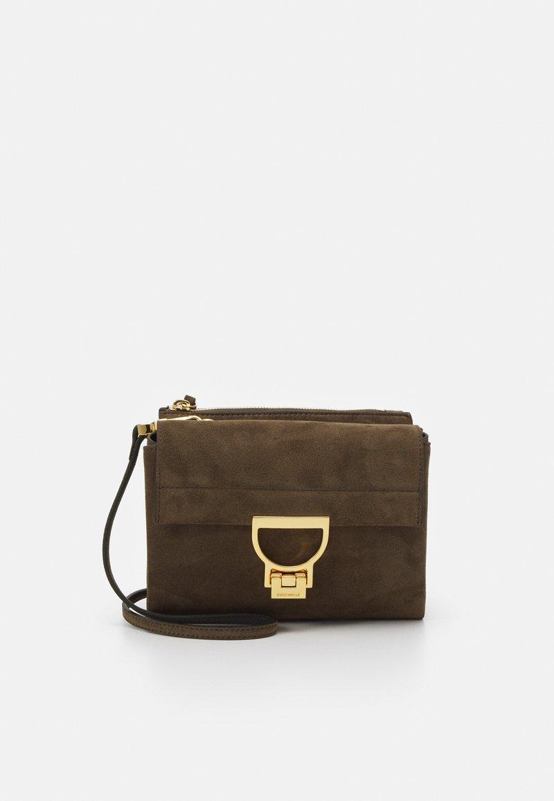 Coccinelle - ARLETTIS SATCHEL - Handbag - reef