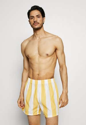 Pantalón de pijama - white/yellow