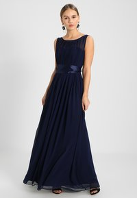 Dorothy Perkins Petite - SHOWCASE NATALIE MAXI DRESS - Vestido de fiesta - navy - 1