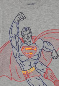GAP - TODDLER BOY - Print T-shirt - light heather grey - 2