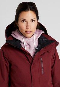 Volcom - SHELTER - Snowboard jacket - scarlet - 3