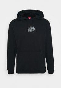 Santa Cruz - UNISEX UNIVERSAL DOT HOOD - Sweatshirt - black - 4