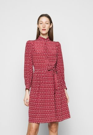 VERBAS - Shirt dress - rot