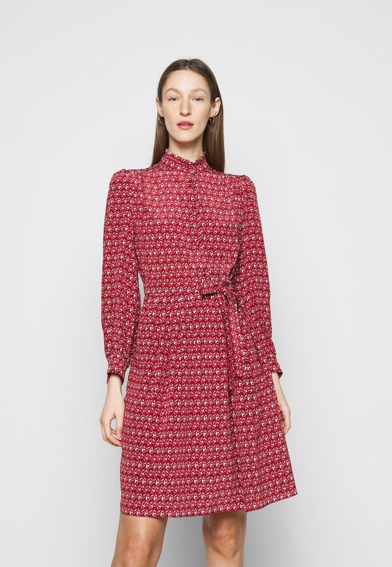 WEEKEND MaxMara - VERBAS - Robe chemise - rot