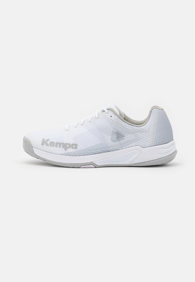 WING 2.0 WOMEN - Handballschuh - white/cool grey