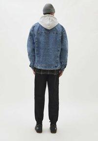 PULL&BEAR - Denim jacket - light blue - 2