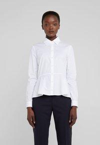 HUGO - EPANTIA - Button-down blouse - open white - 0