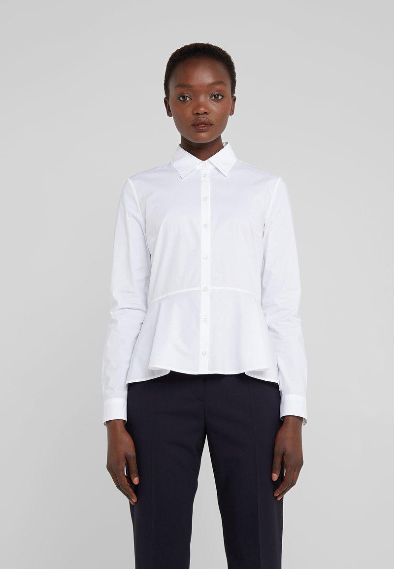 HUGO - EPANTIA - Button-down blouse - open white