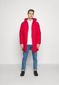Schott - ALASKA - Winter coat - red - 1