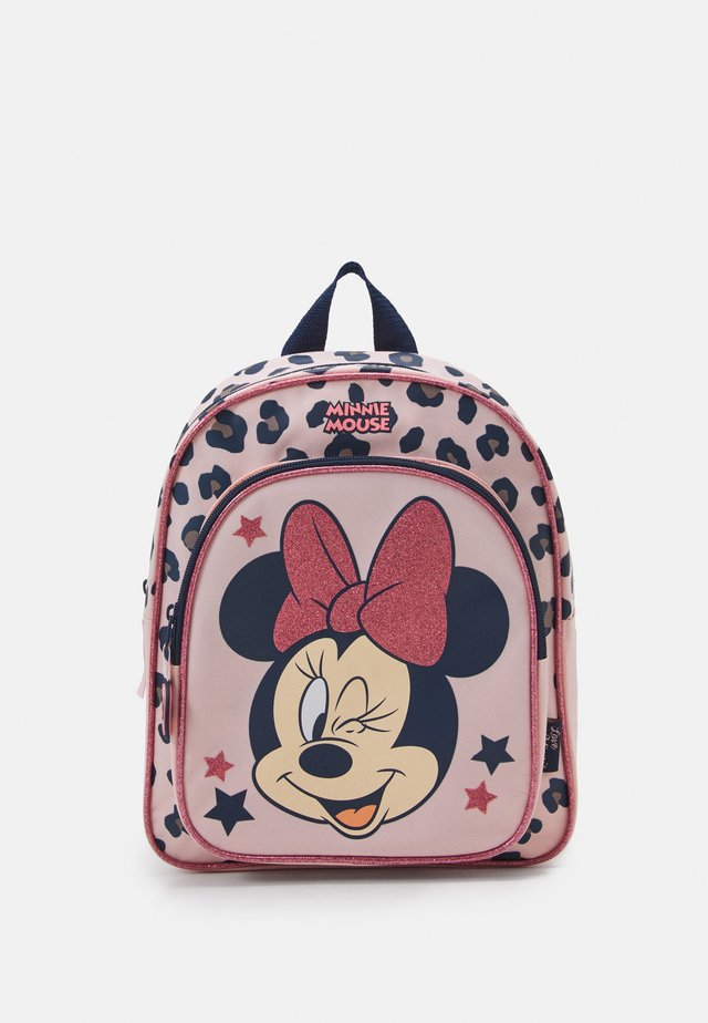 BACKPACK MINNIE MOUSE - Sac à dos - pink