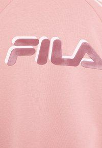Fila - FANNY HALF ZIP - Sweater - pale mauve - 6
